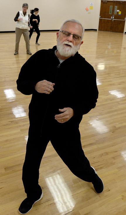 Wayne Dancing